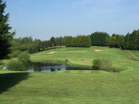 Park Wood Golf Club Cover Picture