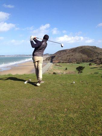 Avatar of golfer named Mehdi Lefebvre
