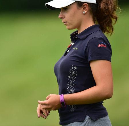 Avatar of golfer named Clara Laetitia Pietri