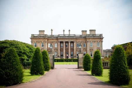 Overview of golf course named Heythrop Park Resort