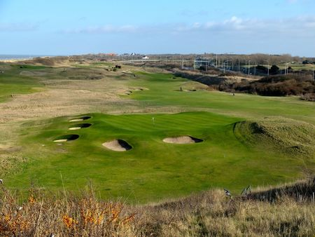 Overview of golf course named Royal Ostend Golf Club