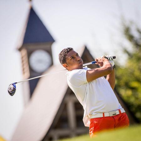Avatar of golfer named Mickael Samy