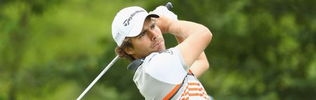 Profile cover of golfer named Romain Langasque
