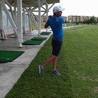 Avatar of golfer named Gabriel Toader