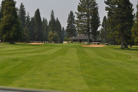Lake almanor west golf course cover picture