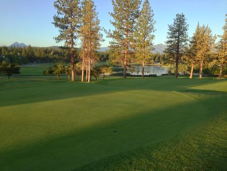 Lake Shastina Golf Resort Cover Picture