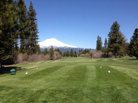 Mccloud golf club cover picture