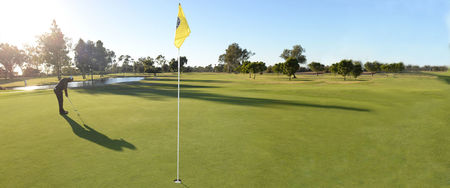 Miramar Memorial Golf Course Cover Picture