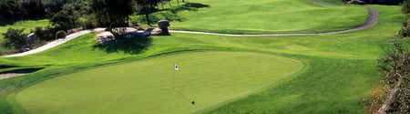 Mt woodson golf club cover picture