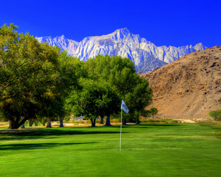 Mt. Whitney Golf Club Cover