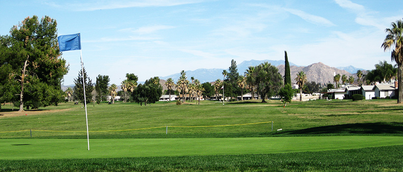 Overview of golf course named North Golf Course