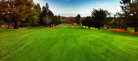 Overview of golf course named Palo Alto Hills Golf and Country Club