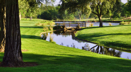 Overview of golf course named Sierra View Country Club