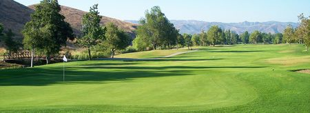 Overview of golf course named Simi Hills Golf Course