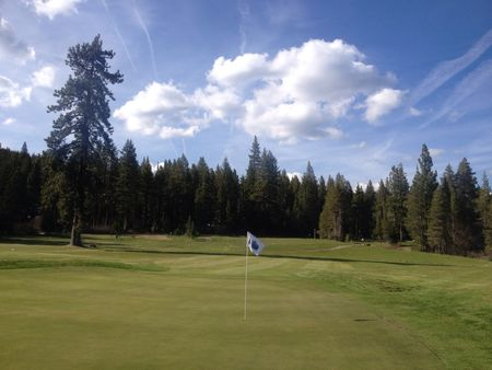 Tahoe City Golf Course Cover Picture