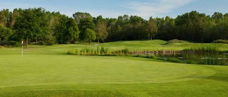 Teal Bend Golf Club, The Cover Picture
