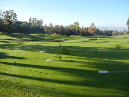 Overview of golf course named Vineyard at Escondido, The