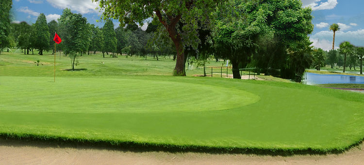Whispering lakes golf course cover picture