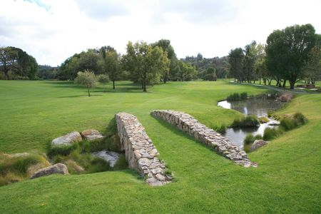 Woodland Hills Country Club Cover