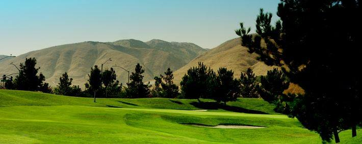 Overview of golf course named Yucaipa Valley Golf Club