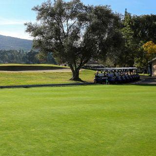 Saint mark golf course cover picture