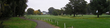 Mission hills golf course cover picture