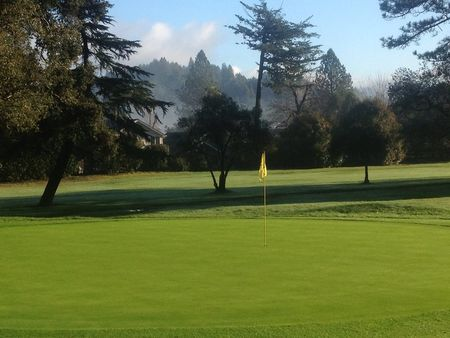 Valley Gardens Golf Course Cover