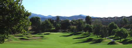 Oak valley golf club cover picture