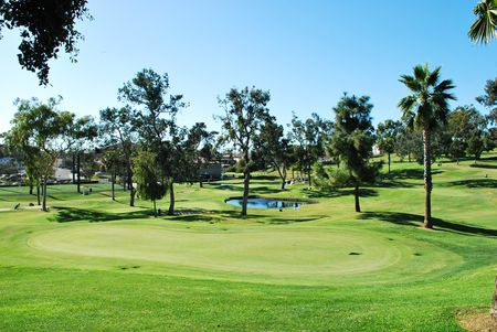 Colina park golf course cover picture