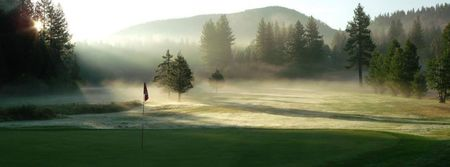 Tahoe Paradise Golf Course Cover