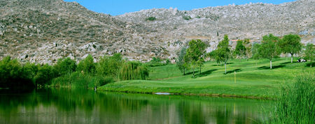 Hemet Golf Club Cover Picture