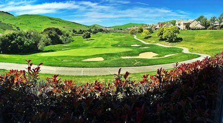 Hiddenbrooke Golf Club Cover Picture