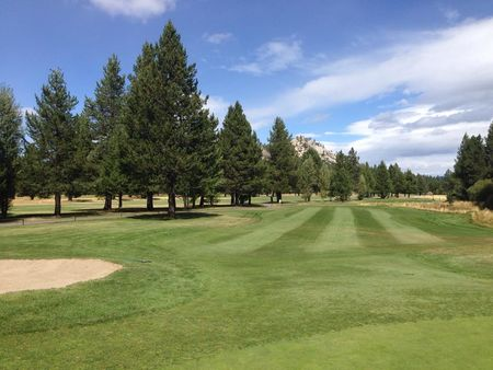 Lake Tahoe Golf Course Cover
