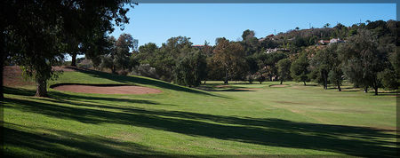 Fallbrook Golf Club Cover