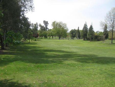 Overview of golf course named Foothill Golf Center