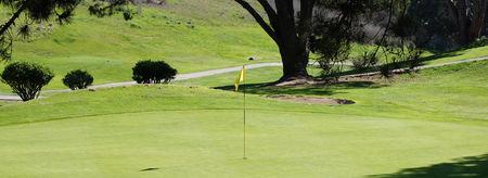 Mare Island Golf Club Cover