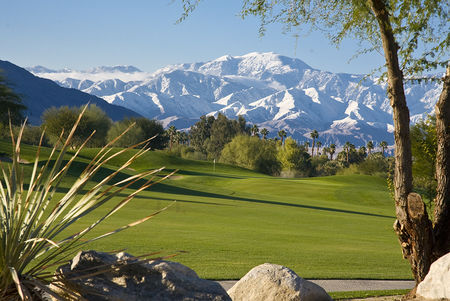 Overview of golf course named Tahquitz Creek Golf Resort