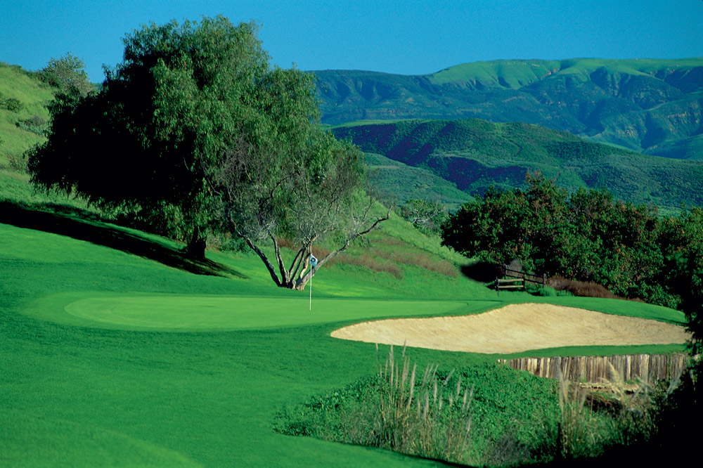 Overview of golf course named Sunset Hills Golf Course