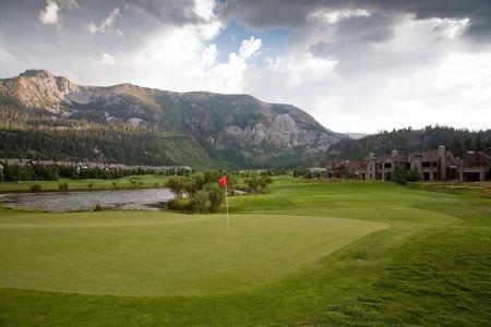Snowcreek golf course cover picture