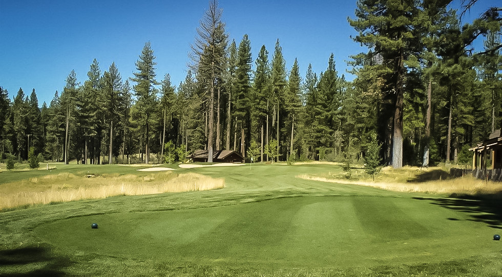 Overview of golf course named Feather River Inn Golf Club and Resort
