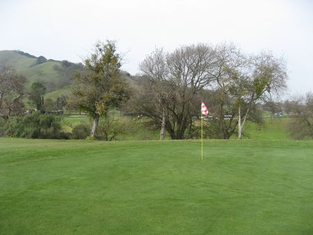 Gavilan Golf Course Cover