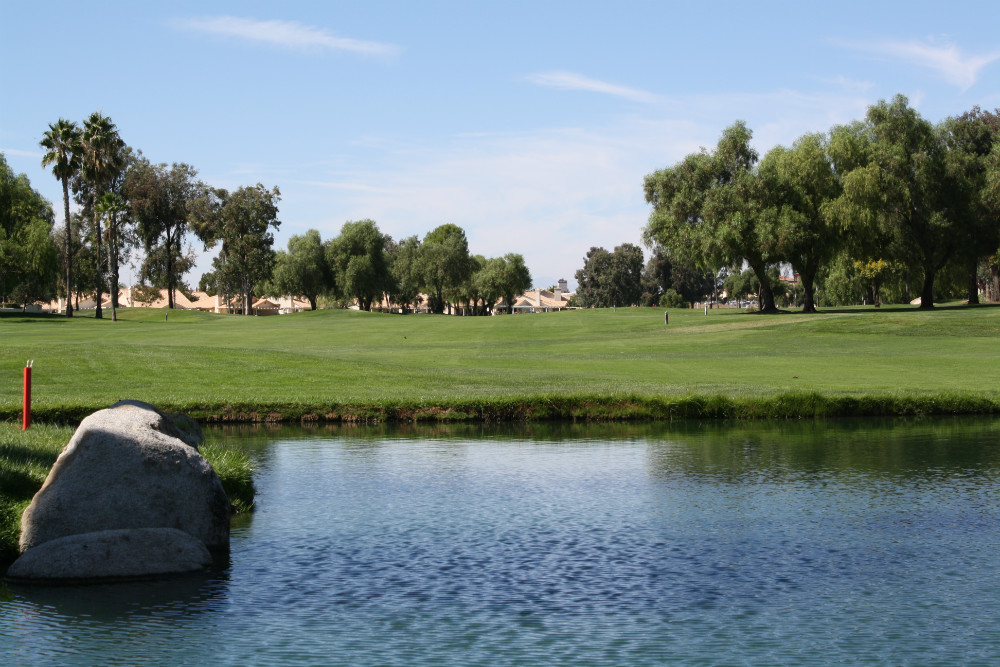 Overview of golf course named Sun Lakes Country Club