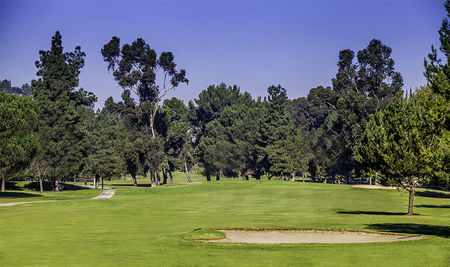 Hansen Dam Golf Course Cover Picture