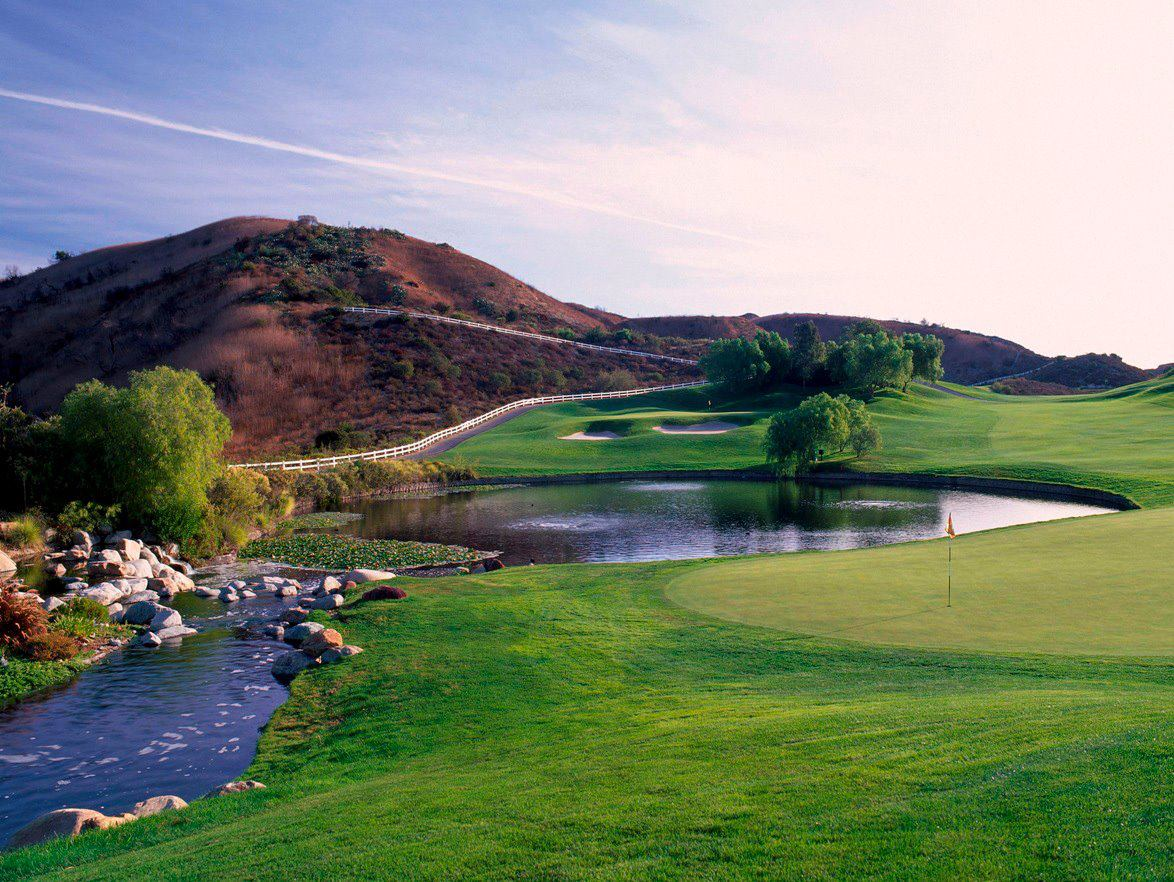 Overview of golf course named Black Gold Golf Club