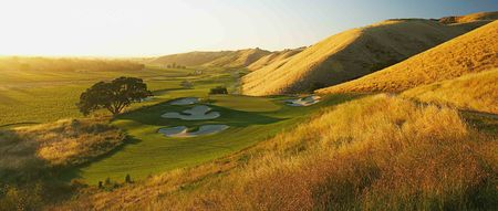 Overview of golf course named Course at Wente Vineyards, The