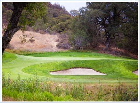 Crosscreek golf club cover picture