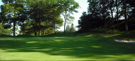D W Field Golf Course Cover Picture