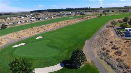 Desert Aire Golf Course Cover