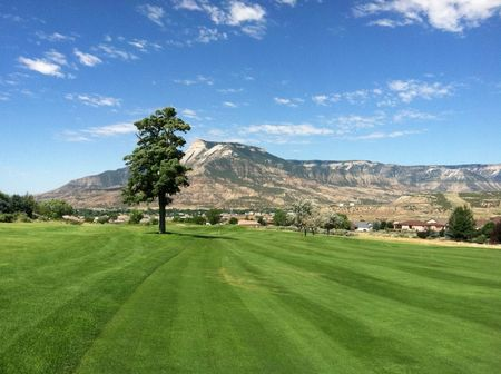 Battlement mesa golf club cover picture