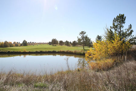 Overview of golf course named Boomerang Links
